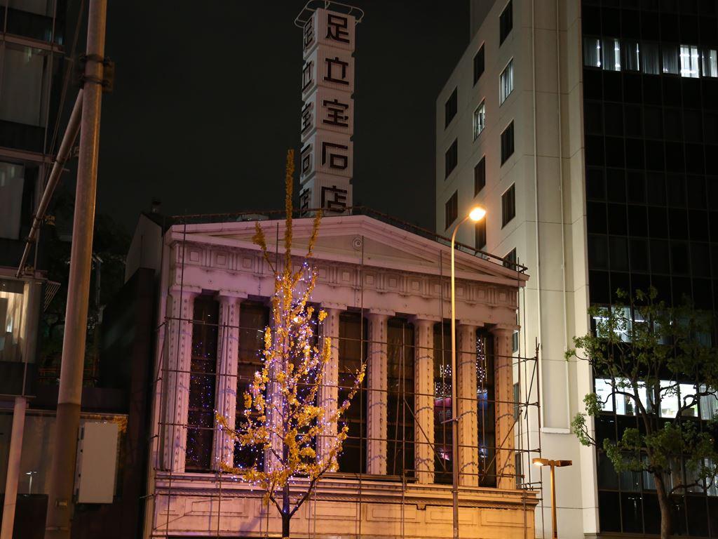 パンテオン in 大阪